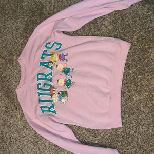 Cute Sweatshirt has some pilling
